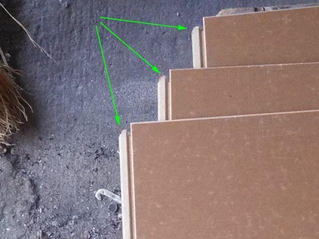 Эти шипы – просто «следы» от пересечения двух перпендикулярных фрезерованных каналов. Они только мешают…