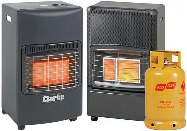 Керамические инфракрасные газовые обогреватели – лидеры по популярности среди приборов такого типа