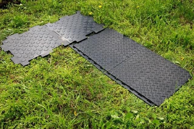 """Очень удачное решение для любого сада или огорода – резиновая плитка """"РЕЗИПЛИТ-20"""""""