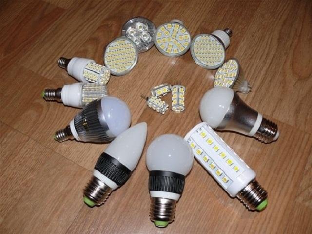 Современный ассортимент светодиодных лам довольно широк и постоянно пополняется новыми моделями
