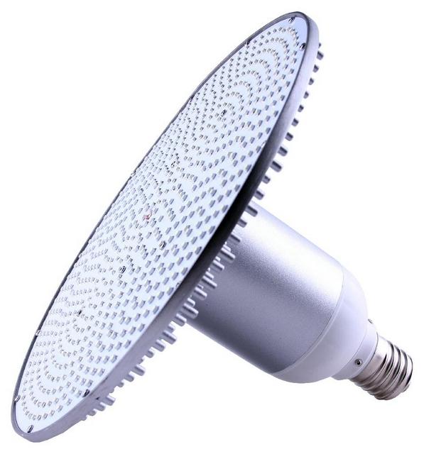Необычная форма светодиодной лампы