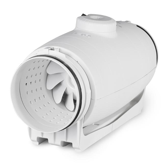 Диагональный канальный вентилятор