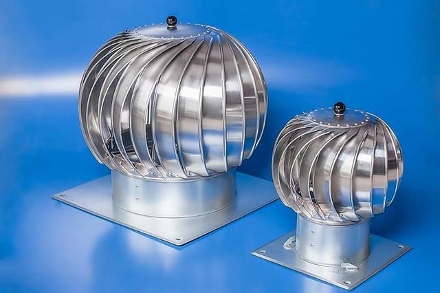 Ротационные дефлекторы
