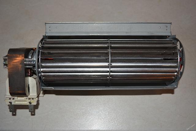 Тангециональные вентиляторы широко применяются во внутренних блоках кондиционеров