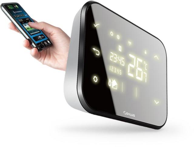 Современными автономными системами отопления можно управлять дистанционно, например, с помощью смартфона
