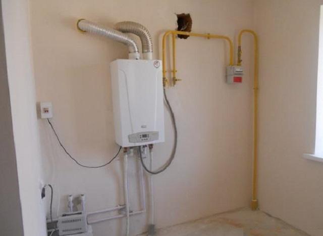 Все работы по организации автономного газового отопления квартиры должны выполняться исключительно в соответствии с разработанным и утверждённым проектом