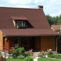 Чем покрыть крышу на даче: варианты, как недорого и качественно покрыть крышу на даче