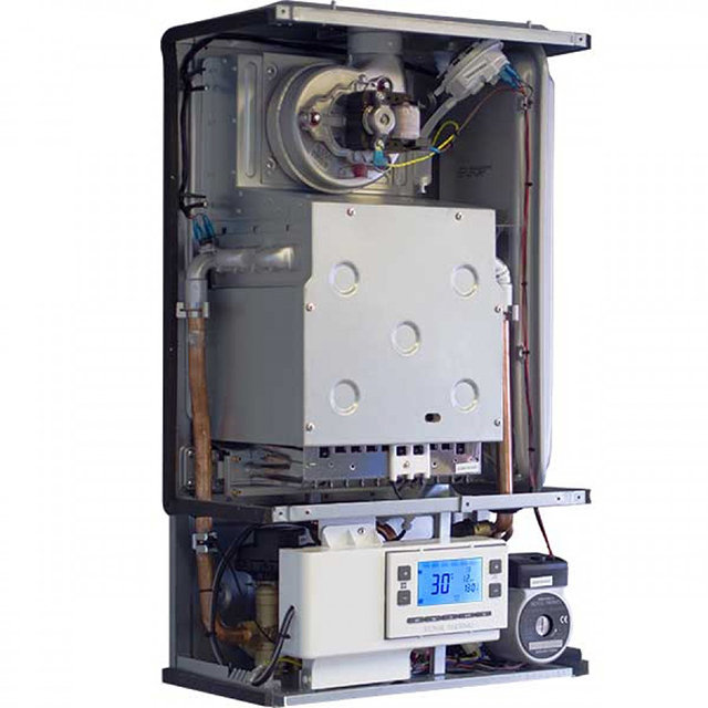 Котлы газовые для отопления дома настенные двухконтурные