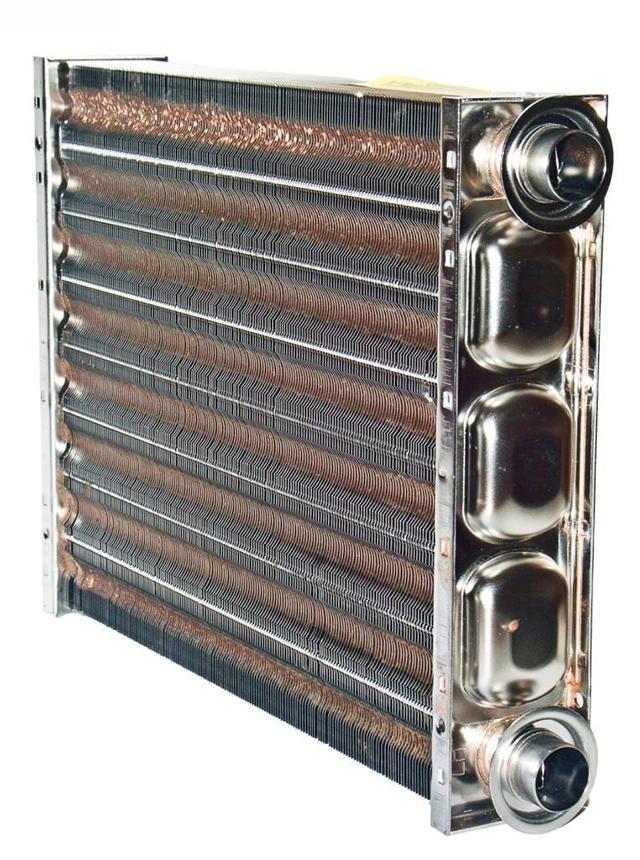 Hi Tech теплообменник из нержавеющей стали