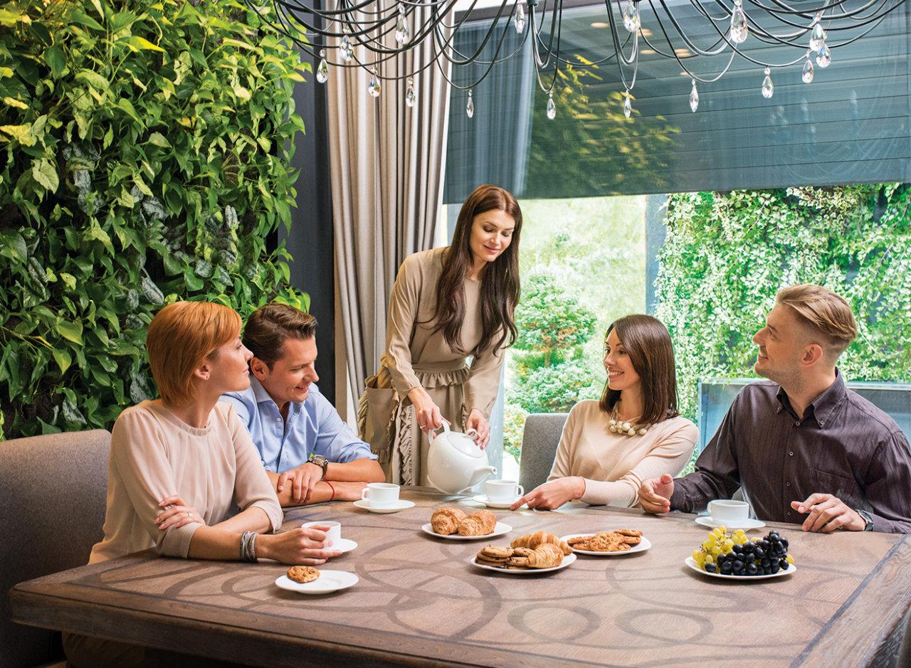 """Роллетные системы """"АЛЮТЕХ"""" позволяют поддерживать комфортную температуру в доме круглый год"""