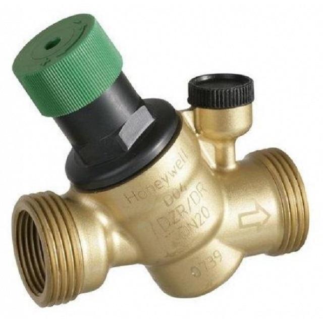 Редуктор давления обезопасит внутриквартирную разводку от негативных последствий скачков давления в системе отопления