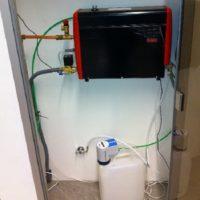 Как установить парогенератор для бани своими руками