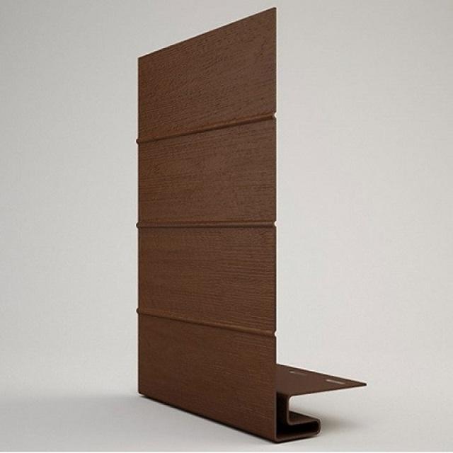 J-фаска - отлично подходит для облицовкки лобовой доски, одновеременно создавая условия для креплния софитных панелей