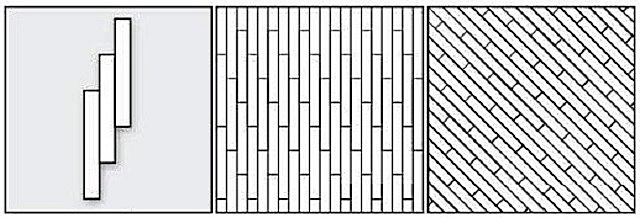 Схемы укладки паркетной доски