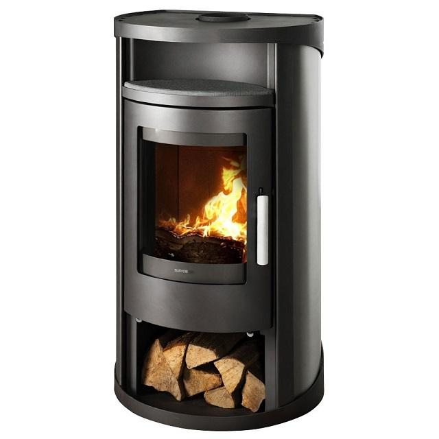 Печи из нержавеющей стали — быстрый нагрев, но недостаточная теплоемкость, то есть после прогорания дров стенки довольно быстро остывают