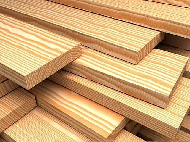 Для изготовления лестниц должна применяться древесина максимально высокого качества