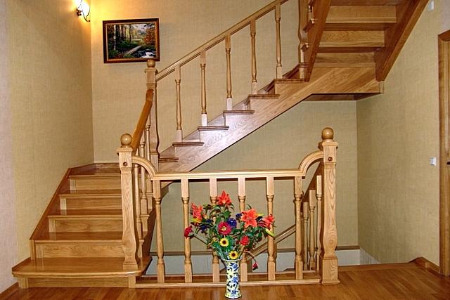 Высота ступеней лестницы в своём доме