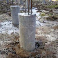 Калькулятор расчета раствора для бетонирования сваи