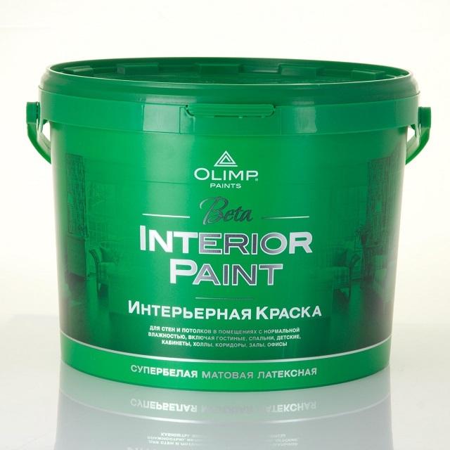 Краски российского бренда «OLIMP®» мало в чем уступают продукции самых известных мировых производителей