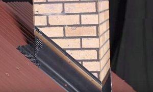 Чем обмазать трубу печи на крыше
