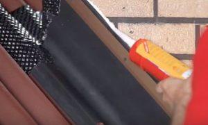 Как вывести трубу через деревянную крышу