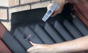 Как правильно вывести трубу через крышу