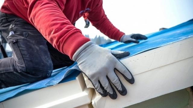 Утепление крыши PIR-плитами поверх стропил