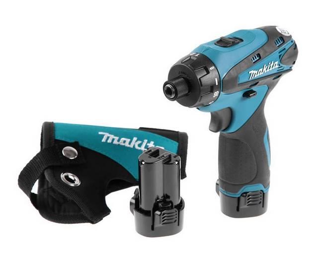 «Makita DF030DWE» — компактность и высокая производительность