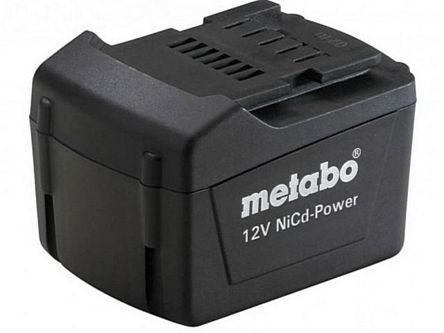 Никель-кадмиевый аккумулятор, о чем говорит соответствующая маркировка на корпусе