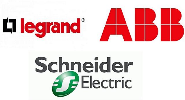 Общепризнанная тройка лидеров в сфере производства высококачественного электротехнического оборудования