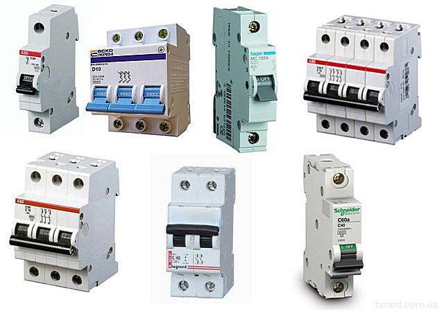 Автоматические выключатели – надежная защита сети от коротких замыканий и перегрузок