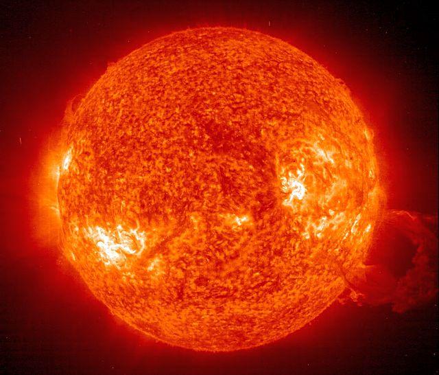 Самый главный источник инфракрасной энергии на Земле – это Солнце