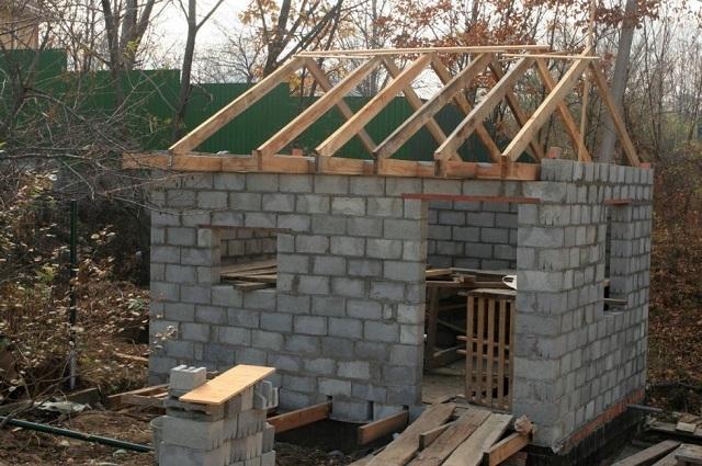 Строительство из газосиликатных блоков в последнее время приобрело массовый характер