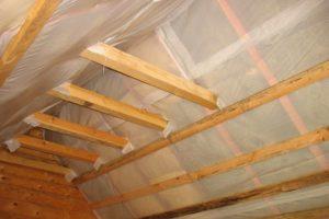 Чем покрыть крышу бани недорого и качественно