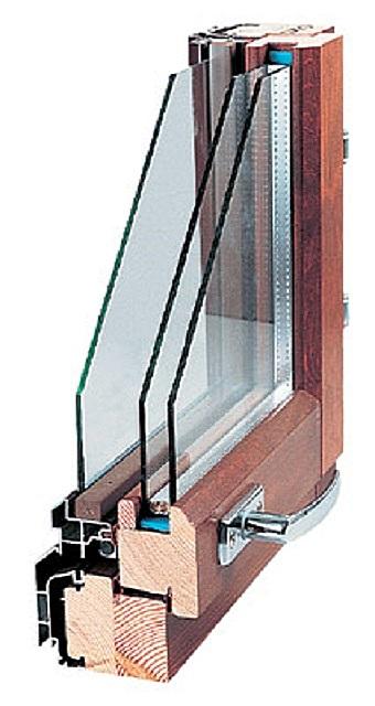 Окно «SP-Fonster» двухрамной конструкции