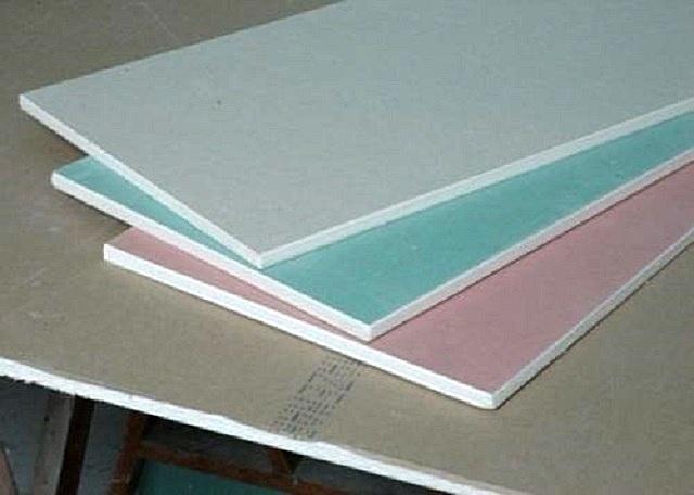 В зависимости от типа помещения для перегородок может применяться различный гипсокартон