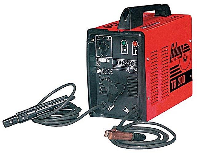 Удобный и безотказный ММА-трансформатор «Fubag TR 200», но тоже не без недостатков