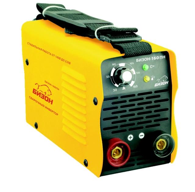 «Бизон-160ПН» - компактный сварочный аппарат по очень привлекательной цене