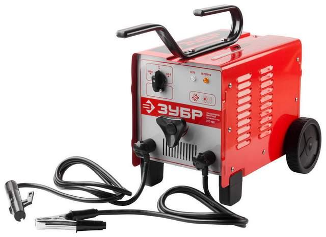 Вполне доступный по цене и обладающий неплохими возможностями ММА-трансформатор «Зубр ЗСТ-180»
