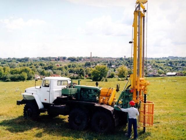Оптимальный вариант – проведение профессиональной геологической разведки на участке под строительство