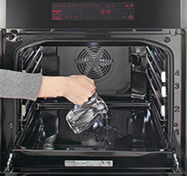 Гидролизная очистка духовки – это, в принципе, не функционал модели, а просто один из практикуемых подходов к проведению уборки.