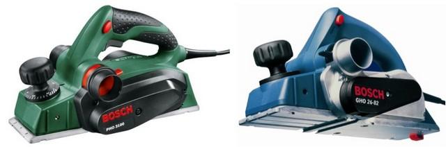 Цветовая градация на зеленые – бытовые и синие – профессиональные рубанки касается только изделий компании Bosch, у которой это введено в традицию. Не покупайтесь на эти уловки, если товар совершенно неизвестного бренда!