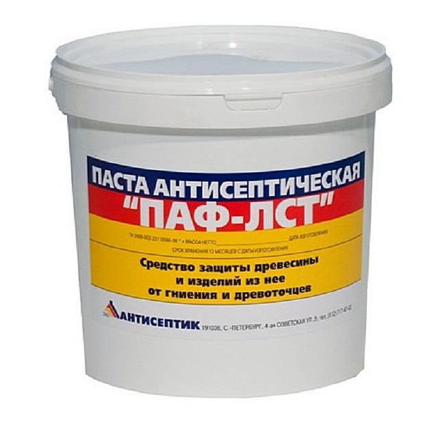 Антисептическая водорастворимая паста «ПАФ-ЛСТ»