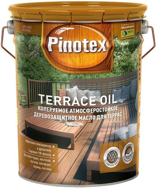 «Пинотекс террас ойл» — образцовое решение для защиты любых деревянных построек и сооружений, расположенных на открытом воздухе