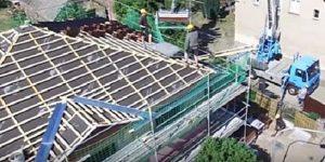 Строительство дома по немецкой технологии || Какие дома строят в германии