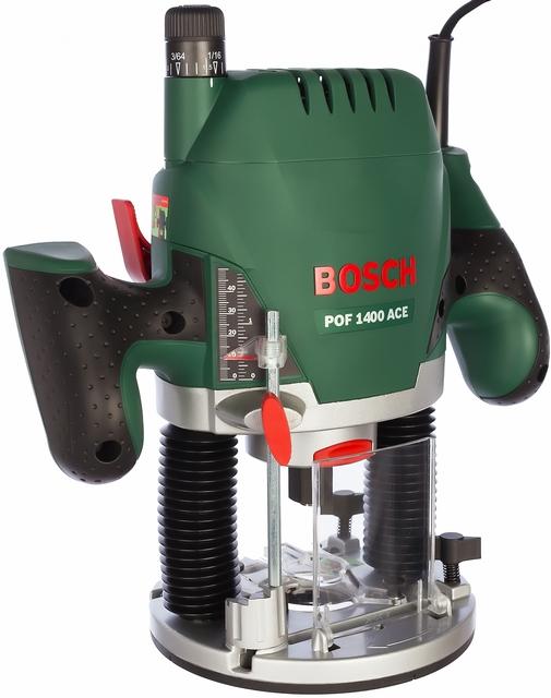 «Bosch POF 1400 ACE» — один из признанных лидеров по популярности