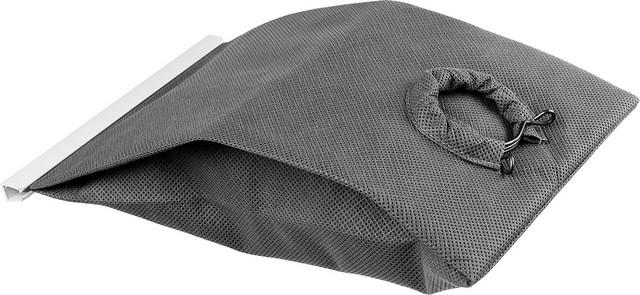 Самый распространенный, недорогой, и оттого — популярный способ сбора пыли и мусора: штатный тканевый мешок. Но увы, все же не самый лучший.