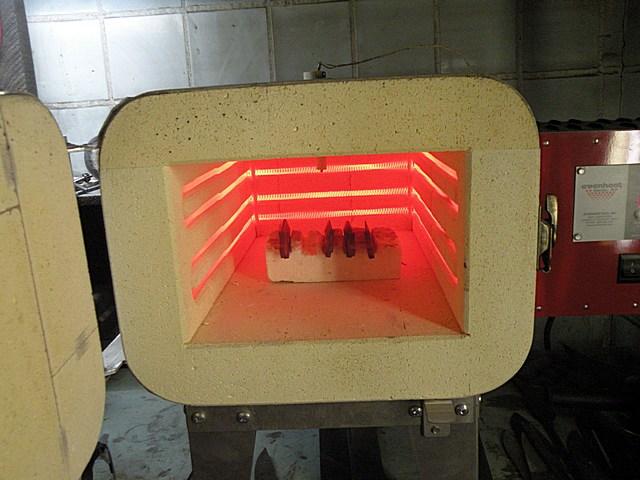 Калькуляторы расчета нагревателя муфельной печи