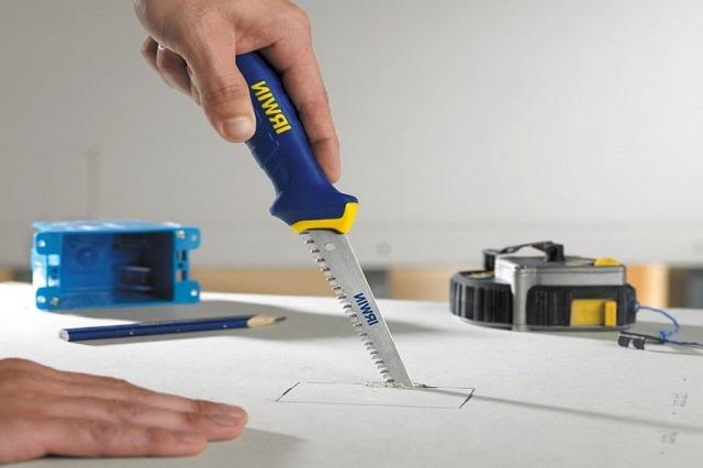Как резать гипсокартон в домашних условиях