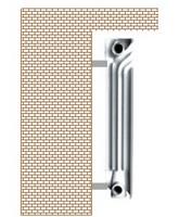 Правильное подключение радиаторов отопления при однотрубной системе